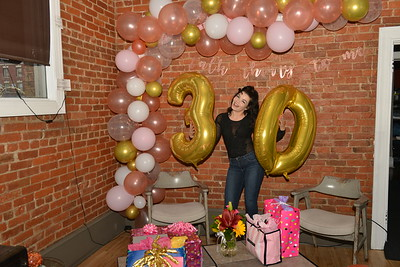 Alex Turns 30! Birthday Party