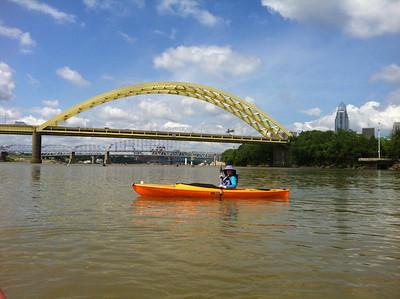 Ohio River Paddlefest 2011