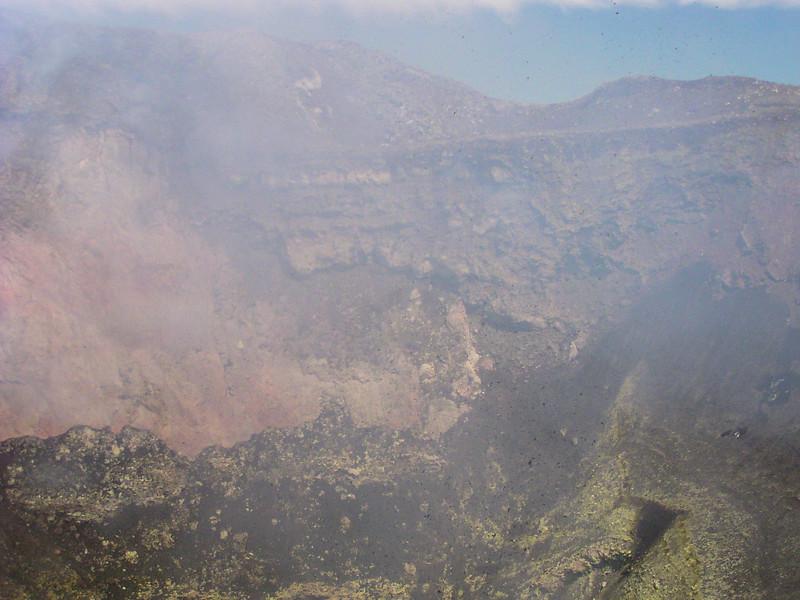 Volcan Villarrica Projectiles