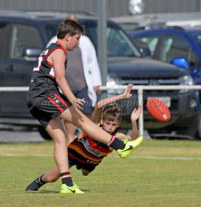 Keith Junior Colts Football - Round 1