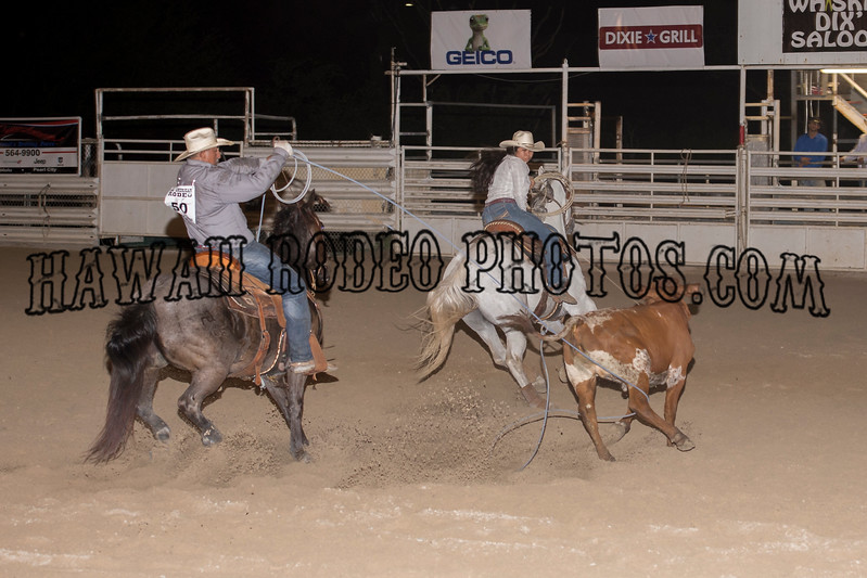MIXED ROPING