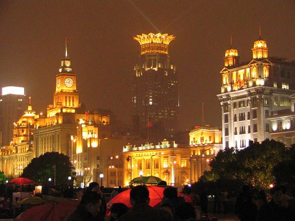 Shanghai 2007 - The Bund