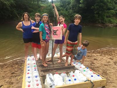 Raft-Building Workshop Summer 2017