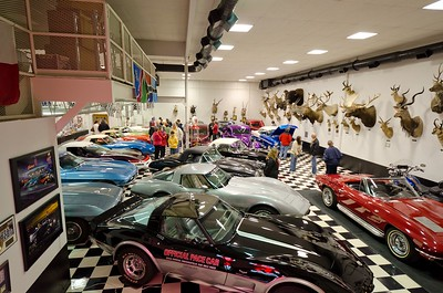 Private Collection of Vintage Cars