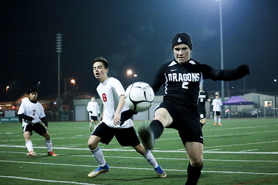 US Boys Soccer vs Crosspoint State Semifinals 11-22-19