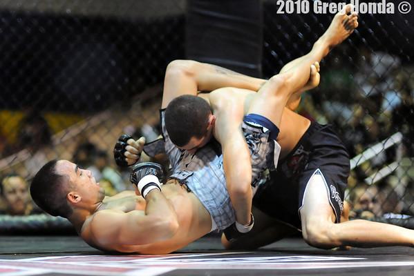 Justin Wong vs Shawn Burroughs