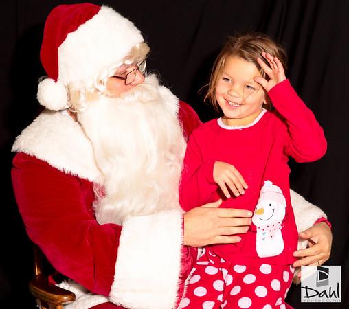 RSV 2nd Ward Santa 2011
