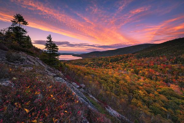 Maine Coast & Acadia