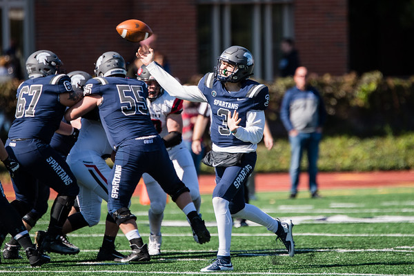 CWRU vs Wash. & Jeff. Homecoming Football 10-12-19