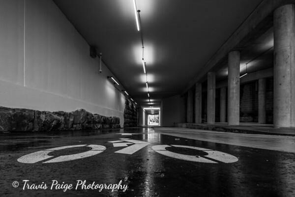 The New Lebanon Tunnel