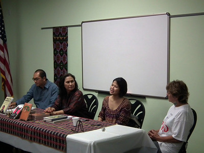 Carson Library Oct. 8, 2011 Philippine Expressions Fil-Am Authors