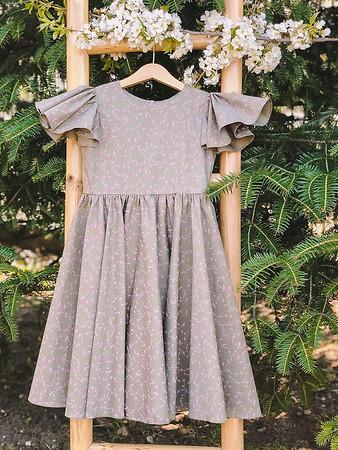 Rose Cotton - Aprilie-Dresses