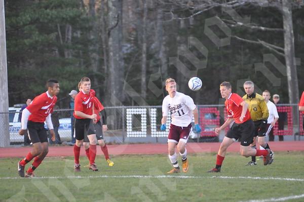 Boys; Ellsworth vs Camden Hills; Eastern Maine Final 2012