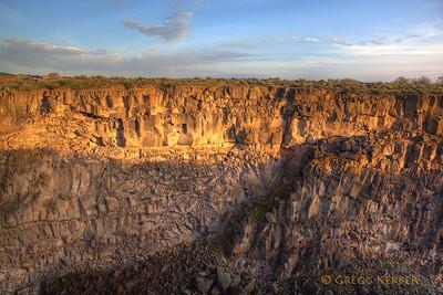 Malad Gorge/Shoshone Falls