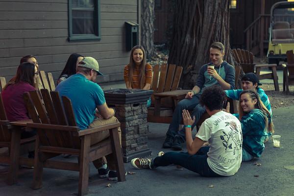 Young Adult Retreats
