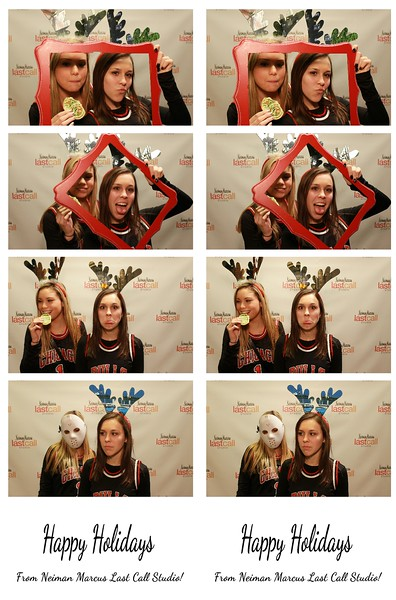 Neiman Marcus Last Call Studio December 18, 2014