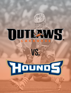 Hounds @ Outlaws (7/30/16)