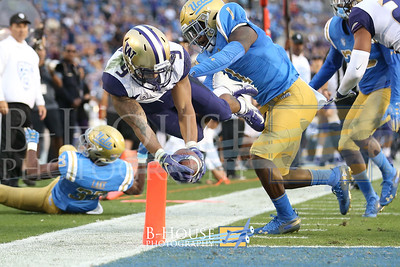 Washington vs UCLA 2018