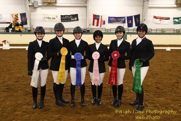 000 - Lower Training Dressage Seat Equitation