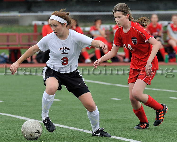 Lincoln-Way Central Sophomore Soccer (2012)