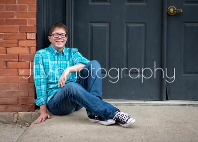 Dustin- Senior 2020