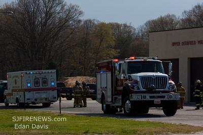 03-30-2012, LZ Assignment, Upper Deerfield Fire Co. Sta. 33, Cumberland County