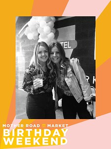 Mother Road Market One year anniversary