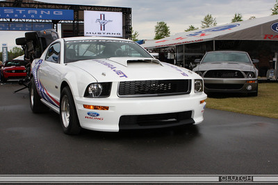 Mustang and Ford shows