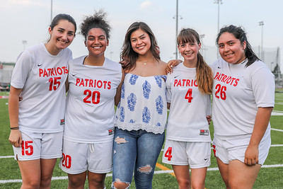 Girls Soccer: Dominion vs. Park View 5.15.2018 (By Jeff Scudder)