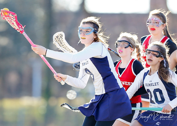 NW Guilford High vs Grimsley - JV Lacrosse - 03-16-2017