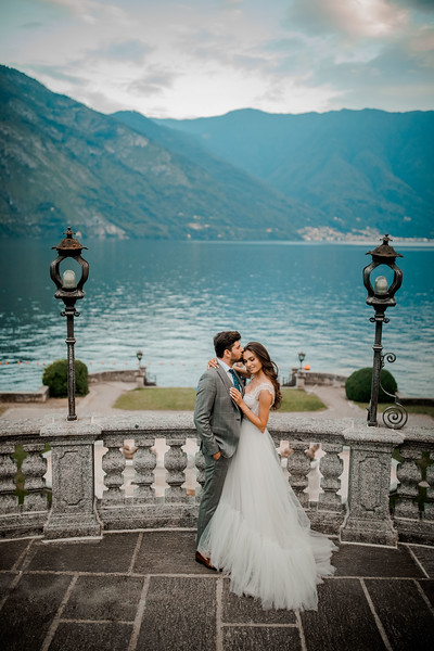 After Wedding in Italy | Alexandra + Marian