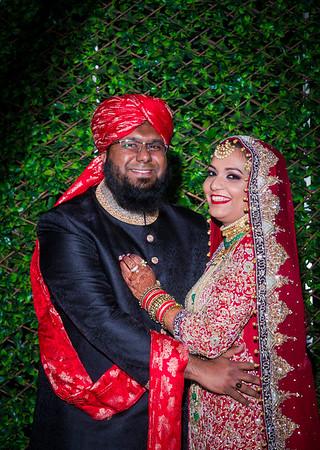 Saba  &  Zaid  Wedding