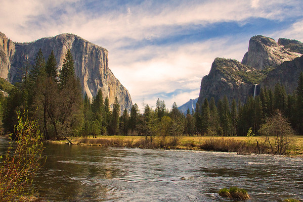 Yosemite Spring 2013