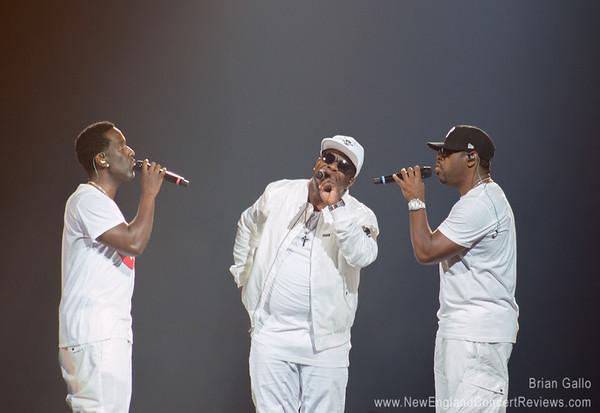 Boyz II Men  at The Mohegan Sun Arena - CT