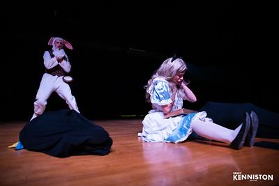 "1-24-19 Garber One Act - ""Alice in Wonderland"""