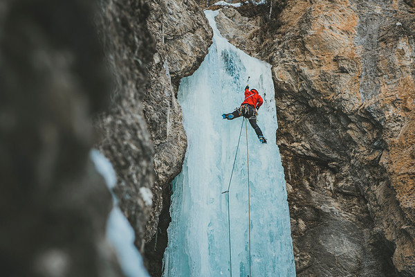Ice Climbing in Hautes-Alpes