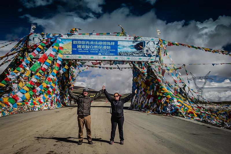 Overlanding in Tibet: Lhasa to Shigatse