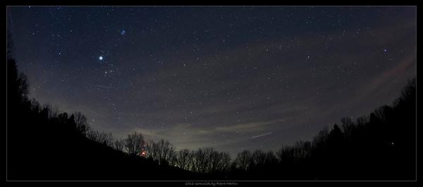 2012/12/12-14 Geminids in Ohio