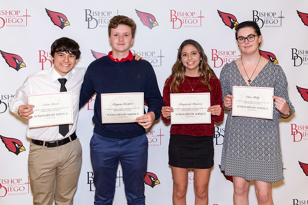 Bishop Evening Of Excellence 4-18-18