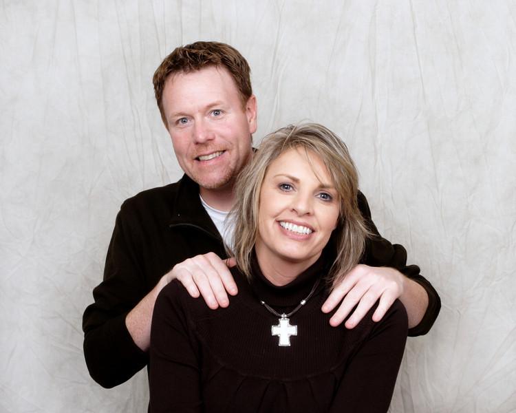 Sean and Joleen