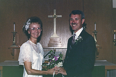 1989-09-08 - Our Wedding