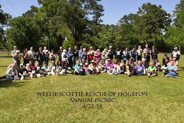Westie Scottie Rescue Picnic 4-22-18