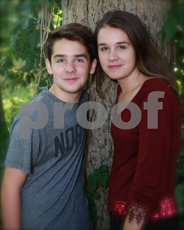 Chris and Lindsey