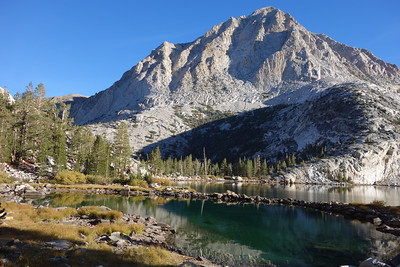 Oct Day Hike to Upper Pine Lake