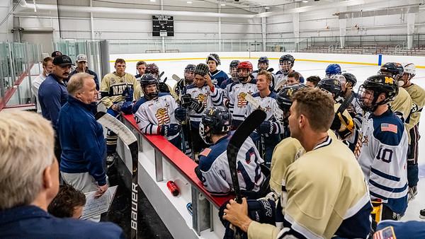 NAVY Men's Ice Hockey Tryouts (09/12/2021)