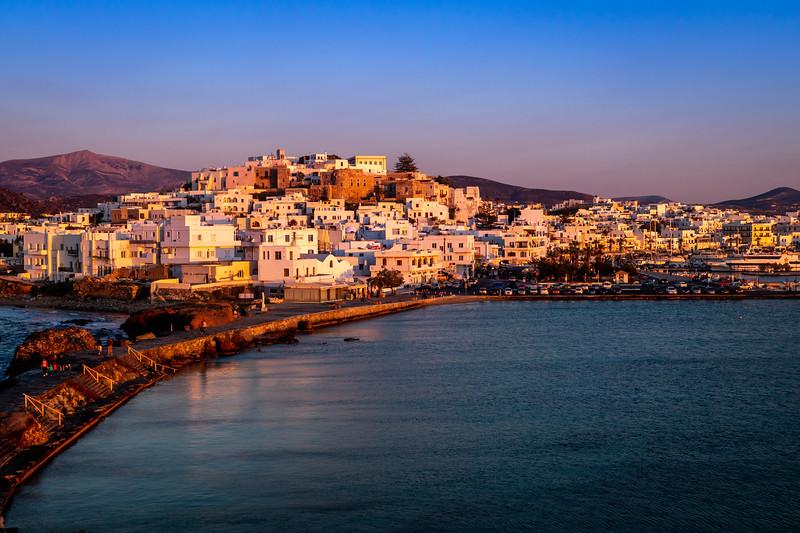 Port of Chora