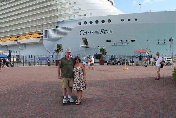 Caribbean January 2012