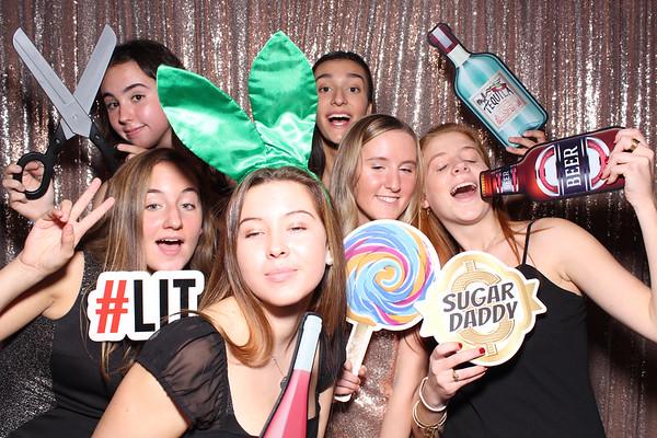 Lauren's Sweet 16 Party