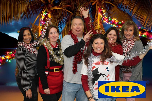 2017 IKEA Holiday Party 12-11-2017