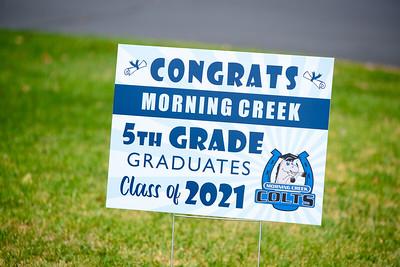 Morning Creek Elementary 2021 5th Grade Promotion
